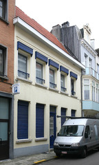 Burgerhuis met traditionele kern
