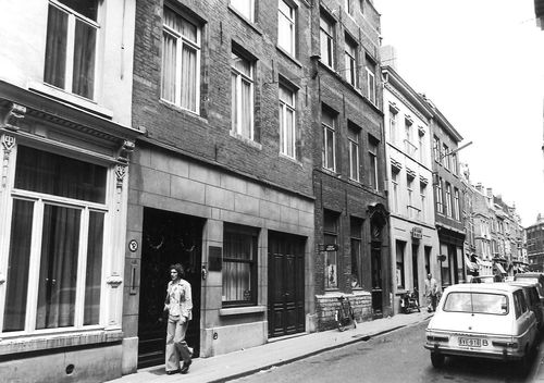 Leuven Parijsstraat 36-34