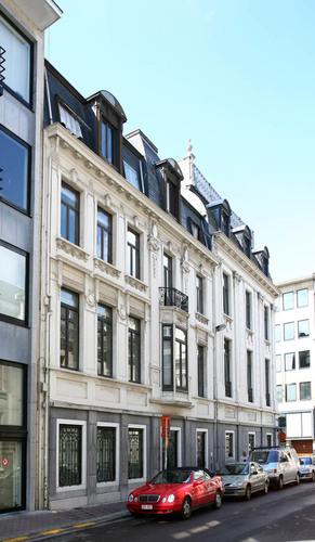 Antwerpen Arenbergstraat 2