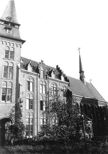 Leuven Andreas Vesaliusstraat 2