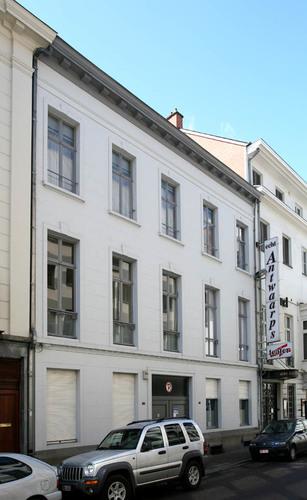 Antwerpen Arenbergstraat 12-14