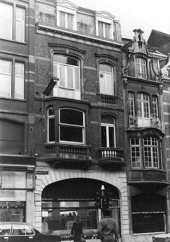 Leuven Brusselsestraat 11-13