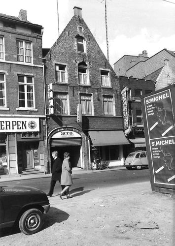 Leuven Brusselsestraaat 118-118A