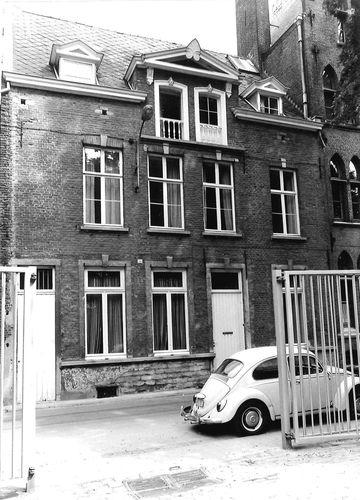 Leuven Charles Deberiotstraat 36