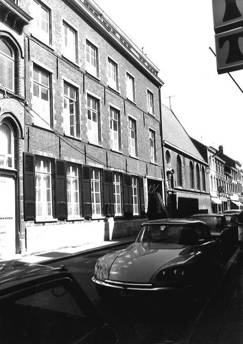 Leuven Diestsestraat 161-163