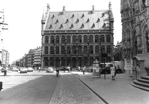 Leuven Grote Markt 5