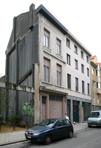 Antwerpen Begijnenstraat 22-26
