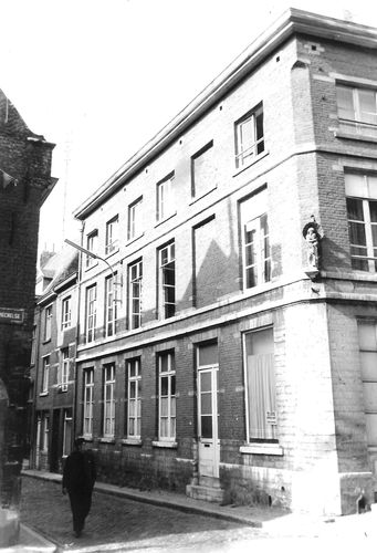 Leuven Lei 57 Mechelsestraat 91-93