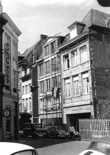 Leuven Mechelsestraat 18-20-22