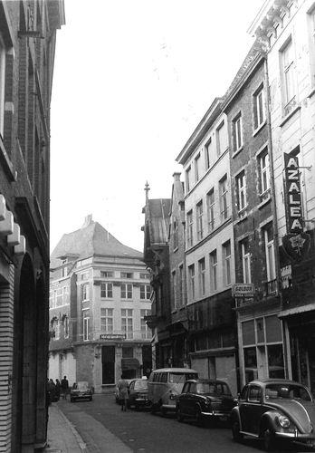 Leuven Mechelsestraat 34-36