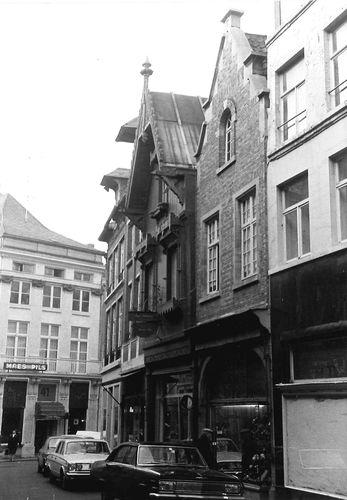 Leuven Mechelsestraat 38
