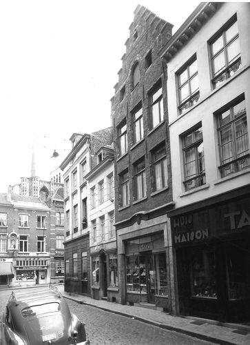 Leuven Mechelsestraat 7-11