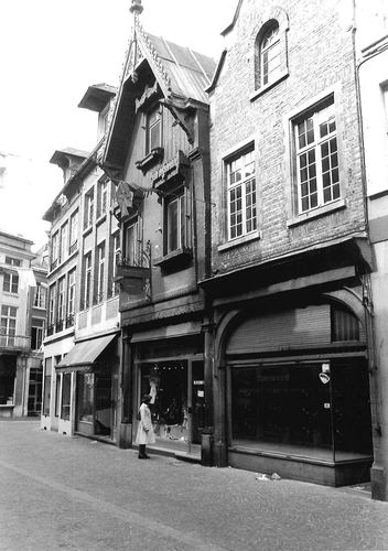 Leuven Mechelsestraat 40-38