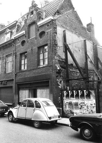 Leuven Mechelsestraat 119-121