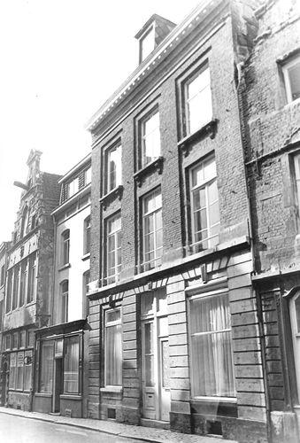 Leuven Mechelsestraat 137-139-141-143