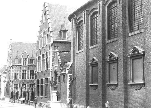 Geraardsbergen Gasthuisstraat 2 Grotestraat 20A