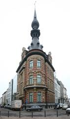 Architectenwoning Edmond Leclef