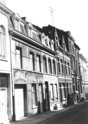 Geraardsbergen Wijngaardstraat 31-29-27-25-23