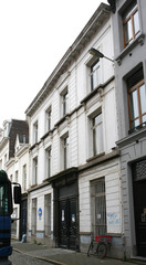 Herenhuis in neoclassicistische stijl