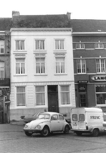 Geraardsbergen Markt 49