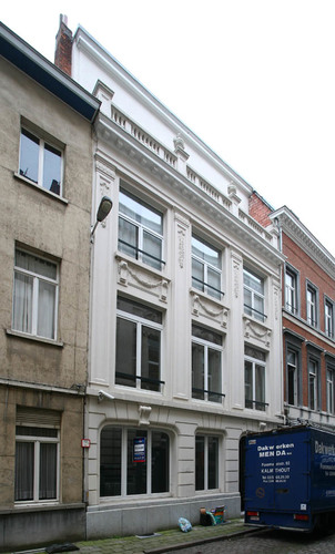 Antwerpen Borzestraat 15