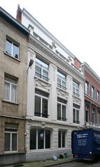 Kantoorgebouw in beaux-artsstijl