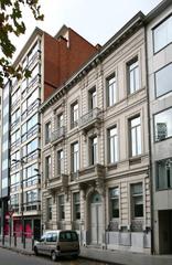 Twee burgerhuizen