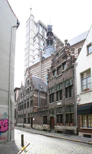 Antwerpen Everdijstraat 10-12