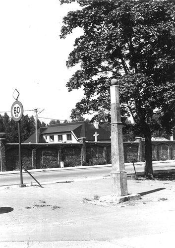 Geraardsbergen Ommegangstraat en Leopoldstraat