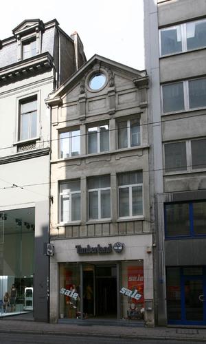 Antwerpen Huidevettersstraat 10