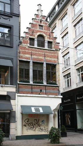 Antwerpen Huidevettersstraat 26