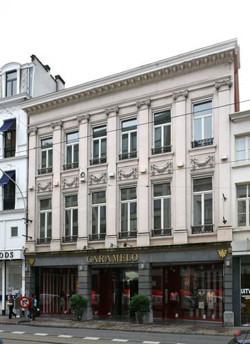 Antwerpen Huidevettersstraat 45