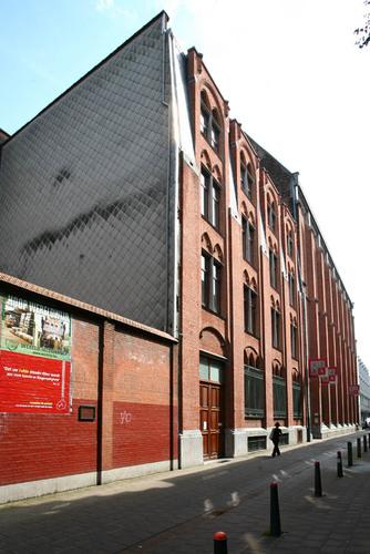 Antwerpen Jodenstraat 11-15