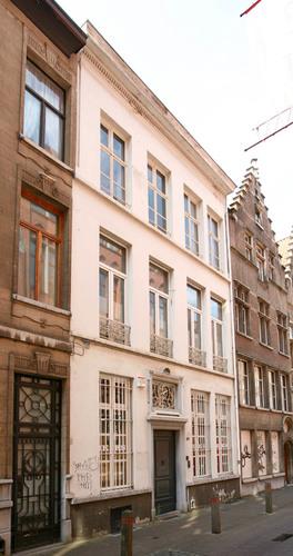 Antwerpen Jodenstraat 20