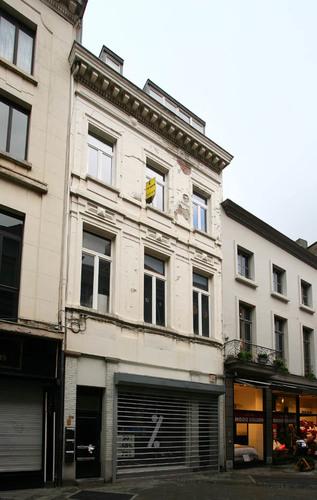 Antwerpen Korte Gasthuisstraat 13-15