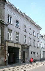 Samenstel van twee laatclassicistische burgerhuizen
