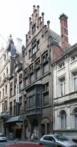 Antwerpen Kipdorpvest 28