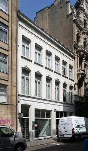 Antwerpen Kipdorpvest 36-38