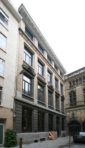 Antwerpen Korte Klarenstraat 2