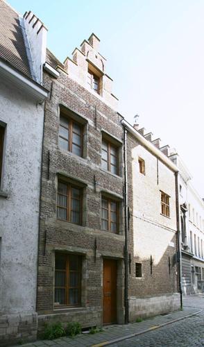 Antwerpen Korte Noordstraat 17