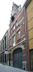 Ateliers en pakhuis van de Imperial Continental Gas Association