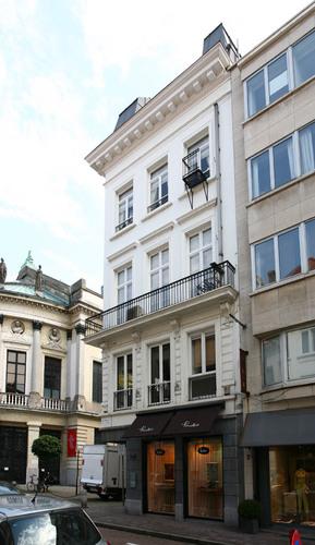 Antwerpen Leopoldstraat 1