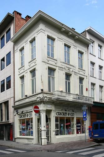 Antwerpen Leopoldstraat 14