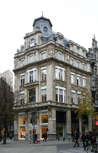 Antwerpen Leysstraat 1-5
