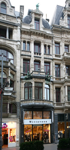 Antwerpen Leysstraat 21