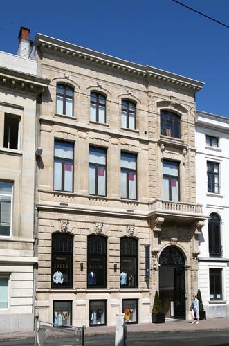 Antwerpen Lange Gasthuisstraat 28