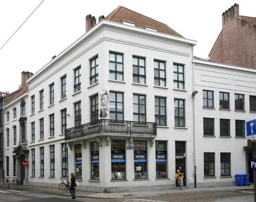 Antwerpen Lange Klarenstraat 1