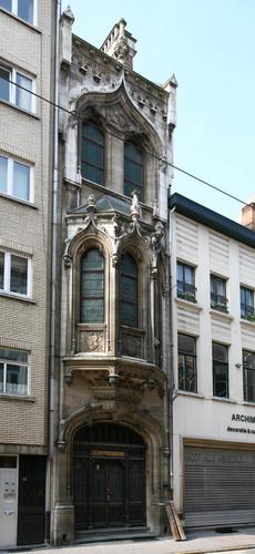 Antwerpen Lange Nieuwstraat 14