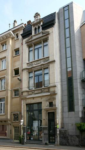 Antwerpen Lange Nieuwstraat 59