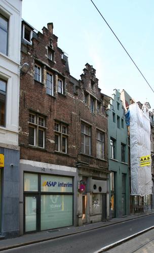 Antwerpen Lange Nieuwstraat 150-154